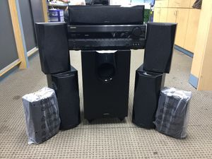 ONKYO AV HOME THEATER SYSTEM 7.1 CHANNEL for Sale in Taylor, MI