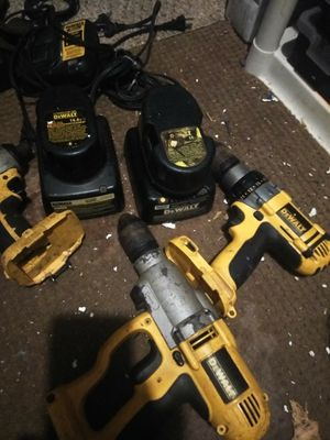 Hammer drill charger one battery for Sale in Tampa, FL