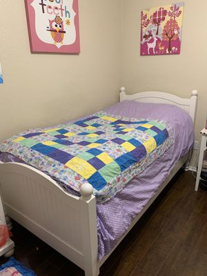 Pottery Barn twin bed frame for Sale in Chandler, AZ