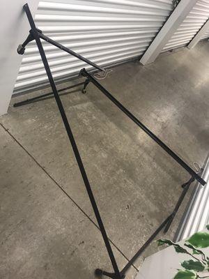 Metal bed frame rails for Sale in Detroit, MI