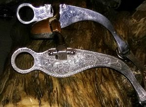 Silver ported horse bit SIL-TIP M.F.G. for Sale in Montrose, CO