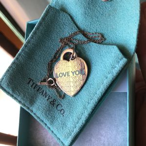 Tiffany & Co. Necklace for Sale in West Covina, CA