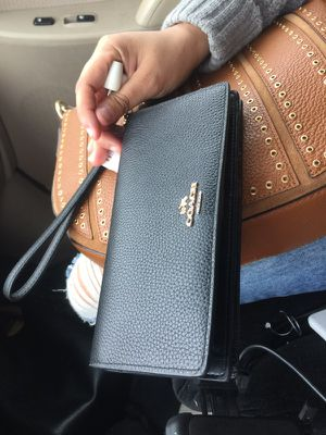 Coach wallet for Sale in Baldwin Park, CA