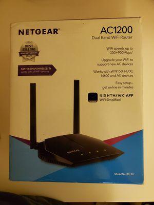 NETGEAR router for Sale in Bristow, VA