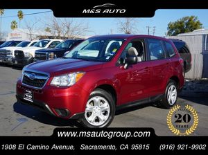 2016 Subaru Forester for Sale in Sacramento, CA