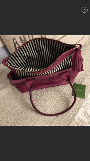 Kate Spade Pink Leather bag for Sale in Paramus, NJ