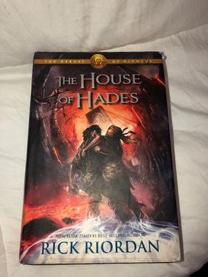 The house of Hades Rick Riordan book for Sale in Pasco, WA