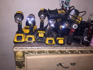 Dewalt Drill Set 🤘🏾😎💯 for Sale in Alexandria, VA