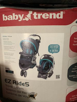 Car seat and stroller set for Sale in Las Vegas, NV