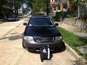 Parts 2002 Audi all road for trade for Sale in Washington, DC