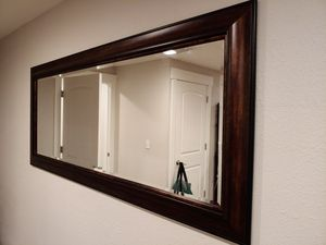 Big Mirror for Sale in Mill City, OR