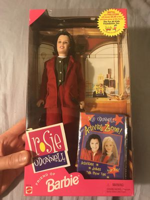 Rosie O'Donnell Doll Friend of Barbie - Brand New in Box - 22016 for Sale in Arlington, VA
