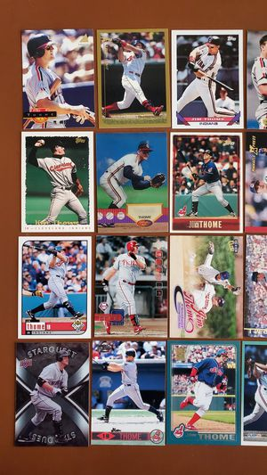 Baseball Cards - Jim Thome for Sale in Noblesville, IN
