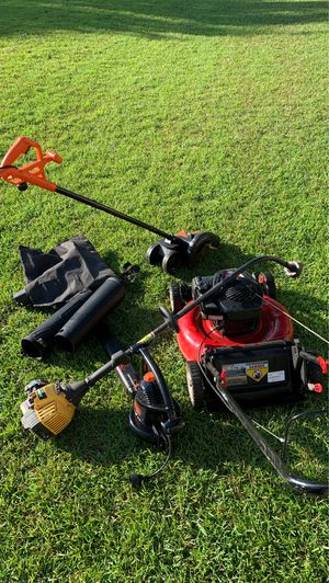 Lawn care for all items 250$ for Sale in Rex, GA