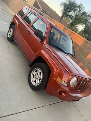2009 Jeep Patriot for Sale in Eastvale, CA