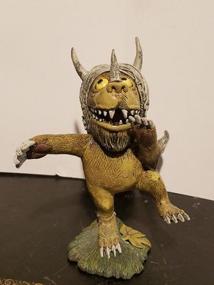 Where The Wild Things Are AARON vintage action figure for Sale in Leander, TX
