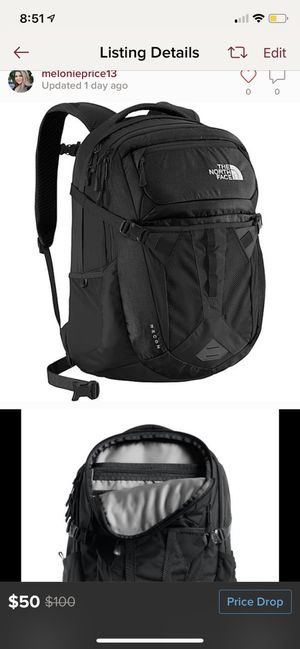The North Face Recon Laptop Backpack for Sale in Houston, TX