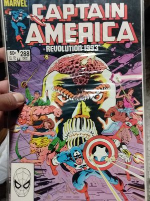 Captain America #288 for Sale in Richmond, CA