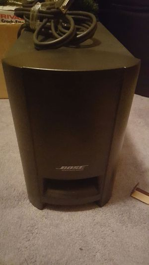 Bose PS3-3-1 powered subwoofer for Sale in Raleigh, NC