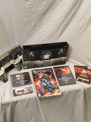 StarCraft Collectors Edition for Sale in Phoenix, AZ