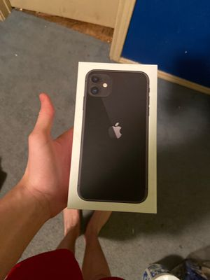 iPhone 11 box- phone not included for Sale in Fort Worth, TX