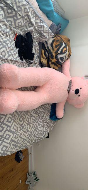 Mr.bear cares giant teddy bear for Sale in Portsmouth, VA