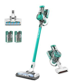 Tineco A11 Master Cordless Stick Vacuum Cleaner, Ultra Powerful Suction, Mullti-Surface Cleaning, Great for Pet Hair, Emerald Green for Sale in Hialeah, FL