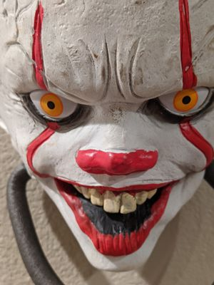 Pennywise IT animatronic for Sale in Santee, CA