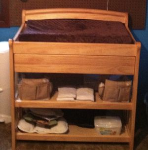Baby Changing Table for Sale in Oberlin, OH