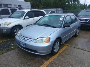 Honda civic for Sale in Baton Rouge, LA