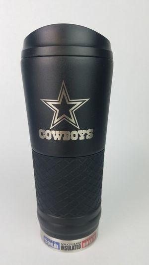 Dallas Cowboys 24 oz. Vacuum Insulated Tumbler for Sale in Dallas, TX