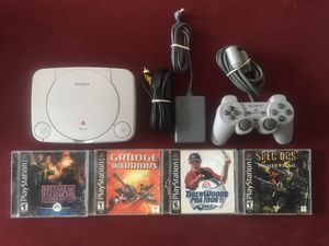 PlayStation System with Games for Sale in Costa Mesa, CA