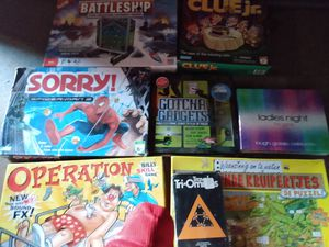 Kids game lot for Sale in Columbus, OH
