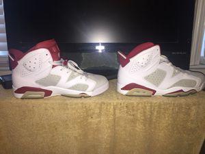 Jordan 6s size 11 best offer hmu for Sale in Baltimore, MD