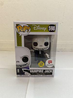 Vampire jack funko pop for Sale in Tampa, FL