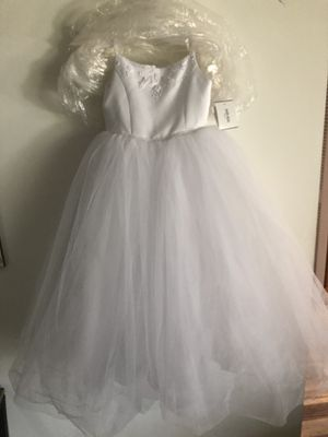 Flower girl dress from David's Bridal for Sale in Pembroke Pines, FL