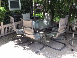 Outdoor furniture for Sale in UPPER ARLNGTN, OH