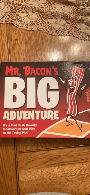 Bacon Board Game for Sale in Columbus, OH