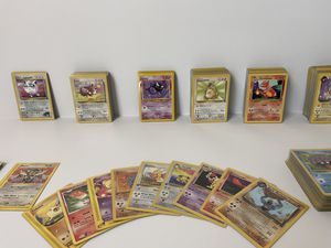 Excellent Pokémon Collection for Sale in Raleigh, NC
