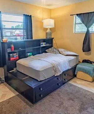 Twin storage bed for Sale in Alafaya, FL