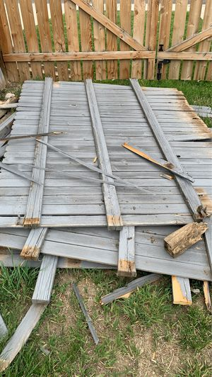 Free scrap wood for Sale in Westminster, CO