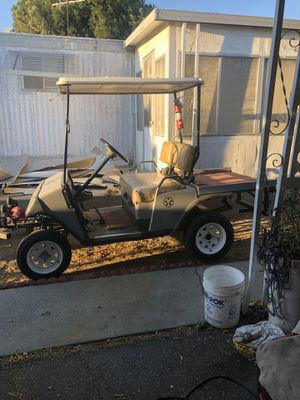 Maintenance golf cart for Sale in Beaumont, CA