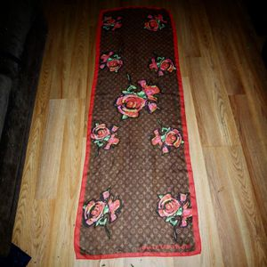 Louis Vuitton Stephen Sprouse Rose Silk Scarf for Sale in Laurel Springs, NJ