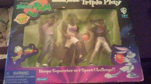 WB Toy Space Jam Michael Jordan Triple Play Collectible for Sale in Columbus, OH