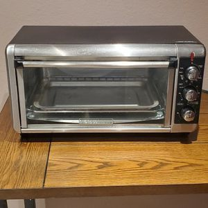 Black & Decker Toaster Oven - Perfect Working Condition for Sale in Inglewood, CA