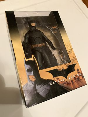 Batman Begins action figure for Sale in Stockton, CA