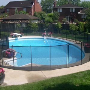 Guardian Pool Fence for Sale in Los Angeles, CA