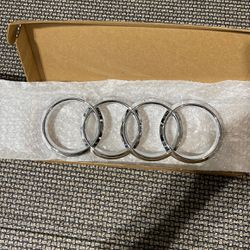 Audi Grille Emblem for Sale in Vancouver,  WA
