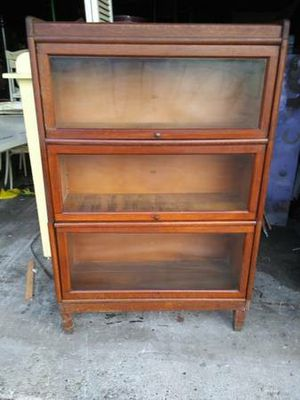 Vintage and Highly Collectible Weis Stackable Bookcase(BEST OFFER) for Sale in Niles, MI