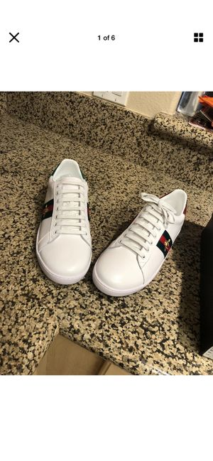 Gucci Shoes Mens US 11 for Sale in Murrieta, CA